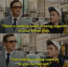 - Kingsman: The Secret Service (2015) Colin Firth Samuel L. Jackson