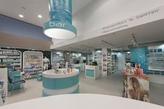 Stellatou Pharmacy by KDI CONTRACT, Loutraki – Greece » Visit City Lighting Products! https://www.linkedin.com/company/city-lighting-products