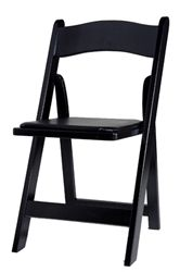 "256 Pcs BLACK RESIN FOLDING #CHAIR WITH BLACK CUSHION SEAT - Volume Discount - Super Strong 1000 lb Test - Call for "" Supreme"" Black Resin Chair References - Chosen by W Hotels, Four Seasons Hotels, Pro Football Hall of Fame, Hilton Hotels Corporate. 855-653-8411 Product Code: : 550WBV http://www.california-chiavari-chairs.com/Black_resin_folding_chair_Wholesale_p/550wbv.htm"