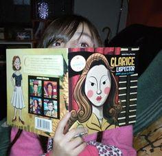 Páginas Colaterales: Clarice Lispector. Colección Antiprincesas