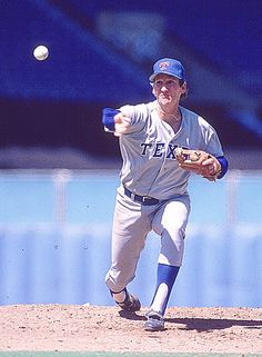 CHARLIE HOUGH, RHP ~ Texas Rangers Hall of Fame