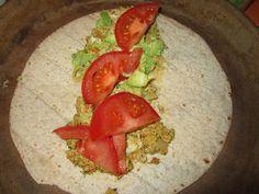 little island studios: Veggie Pinwheel Recipe for Kids!