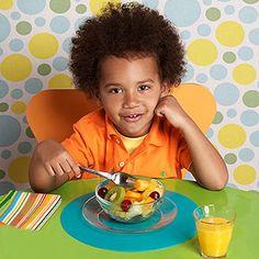 Five mealtime strategies to help your children breathe easier.