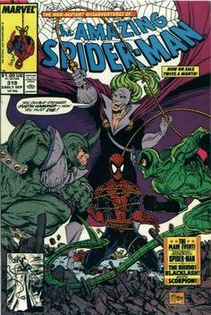 Amazing Spider-Man 319