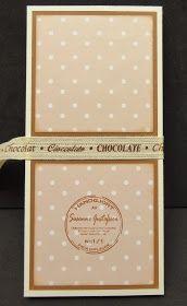 Sannes scraphörna: Chokladkort Lindt