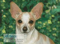 Chiki Cross Stitch Pattern http://www.artecyshop.com/index.php?main_page=product_info&cPath=1_7&products_id=756