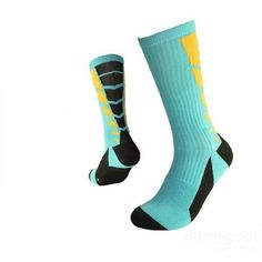 Men's Professional Outdoor Sport Cotton Blend Breathable Long Basketball Socks is cheap and designer, see other cool socks on NewChic. Basketball Game Tickets, Basketball Shorts Girls, Basketball Socks, Autumn Summer, Fall Winter, Sport Socks, Cool Socks, Republic Of The Congo, St Kitts And Nevis