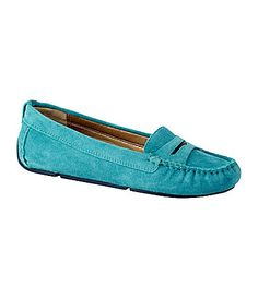 Sam Edelman Jones Suede Loafers #Dillards..are these nice or what ?