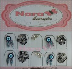 Hair And Nails, My Nails, Daisy Nails, Nail Jewels, Nailart, Nail Tutorials, Make It Simple, Nail Designs, Accessories