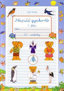 Marci fejlesztő és kreatív oldala: 2. osztály Maya, Preschool, Bullet Journal, Education, Comics, Books, Album, Libros, Kid Garden