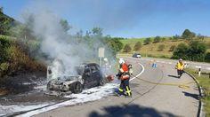 Des pompiers suisses pris à partie par des conducteurs