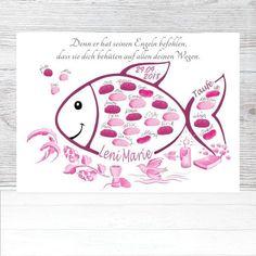 Gästebuch Taufe Mädchen Tischdeko Taufkleid Taufgeschenk