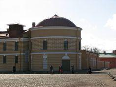 Hôtel de la Monnaie après restauration - Saint Petersbourg - Construite de 1800 à 1805 par l'architecte Antonio Porto.