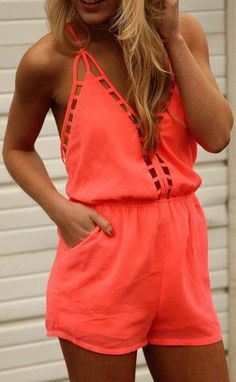 Bright jumpsuit