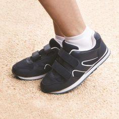 ca064e9683d Easy-On Velcro Jogging Shoes (Men s Navy)  shoes  comfortableshoes   comfortableclothing
