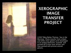 Citrasolve Transfer of Image