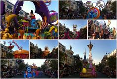 tips and tricks to view parades and fireworks at disneyland and california adventure - - For Stacy