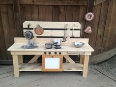 Castleview Child Care Centre - mud pie kitchen