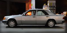 Mercedes E-Class W124 - what a youngtimer!