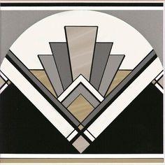 Art Deco Tile Patterns
