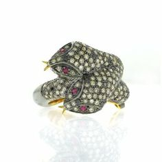 14k Yellow Gold Ring Pave Diamond Ring(23x18x8mm) .925 Sterling Silver Ring Ruby Snake Charm Fashion Ring Designer Jewelry Socheec. $1375.00. .925 Sterling Silver Ring. Diamond Pave Ring. 14K Yellow Gold Ring. Designer Jewelry. Fashion Ring