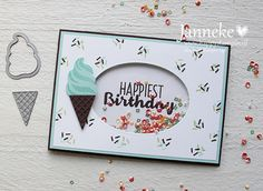 Stampin' Up! – Happiest Birthday