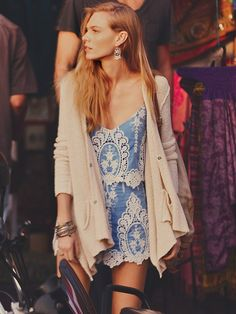 Free People April 2014 Lookbook: Photo courtesy of Free People