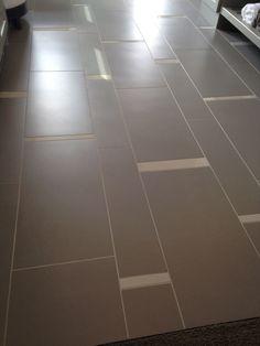 Tile flooring style
