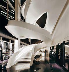 Armani-Shop 5th Avenue // Doriana und Massimiliano Fuksas // New York, USA
