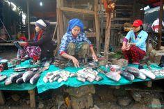 Moreh - Border Town between Manipur and Myanmar