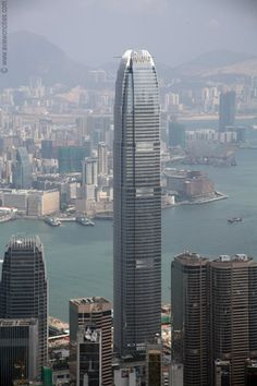 9 International Finance Center, Hong Kong     ___  More travel inspiration at:  blog.thatsmytrip.com