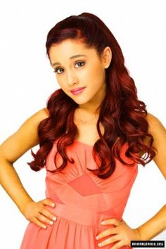Ariana Grande Getting Ready To Release Sam U0026 Cat THIS JUNE 8TH