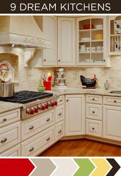 Classic kitchen design small kitchen design in classic style by mark t white kitchen encounters third . Kitchen Design Small, Professional Kitchen Design, Small Kitchen, English Country Kitchens, Stylish Kitchen Design, Country Kitchen Designs, Home Kitchens, Modern Kitchen Design, Kitchen Renovation