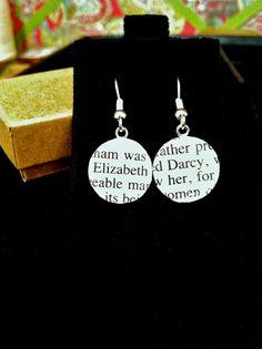 elizabeth and darcy earrings