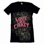 Lee Brice Girls Black Tee  http://leebrice.ras.bustores.com/lee-brice-girls-black-tee-4.html  #LoveLikeCrazy