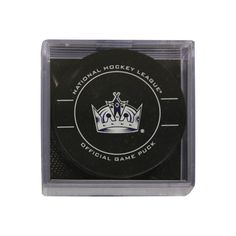 Los Angeles Kings official game puck