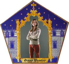 Craftster Photo Hosting - Chocolate Frog Card for Witch of the Week - Powered by PhotoPost