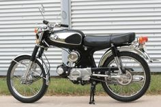 1965 Honda S90 - The bike that started it all for me. My first bike was an s90 like this one. It had a broken piston. I repaired it, and never had any trouble with it...though I abused it mightily and regularly. ( I am okay with not keeping it, as I was much smaller at the time)