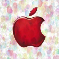 Apple Logo wallpaper by Apple Tv, Apple Lock, Apple Watch, Red Apple, Iphone Logo, Apple Logo Wallpaper Iphone, Computer Wallpaper, Wallpaper Desktop, Wallpapers