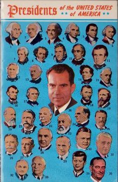 icollect247.com Online Vintage Antiques and Collectables - PRESIDENTS OF THE US POSTCARD Political Campaigns-