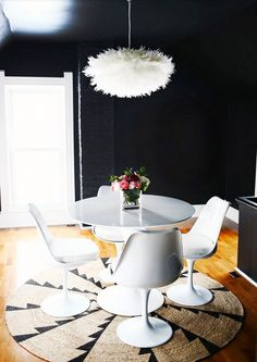 The Truth About Dark Interiors That No One Ever Says via @mydomaine