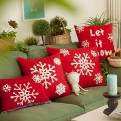 throw pillows covered with lovely christmas pillow covers - Christmas Decorative Pillow Covers