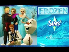 FROZEN DISNEY FAIRY TALE THE SIMS 3 (Voice over) - YouTube