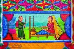 Pakistani truck art | Just like the Billboard painting perfo… | Flickr Truck Art Pakistan, Pakistan Art, Free Desktop Wallpaper, Desktop Backgrounds, Wallpapers, Tin Art, Indigenous Art, Art Forms, Kitsch