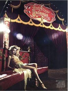 circus style