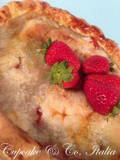 Strawberry cake ! So yummie !   |Pinned from PinTo for iPad|
