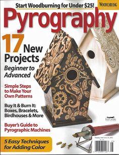 Pyrography magazine 2nd edition