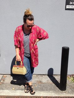 I love a good #vintage find- on the blog # Thrifted Thursday
