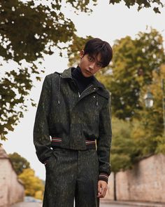 Named one of the hottest boys by 'Vogue UK', actor Nam Joo Hyuk posed for the cover of 'Esquire Singapore's' latest October issue.The 'Bride of the Wa… Lee Dong Wook, Lee Joon, Ji Chang Wook, Asian Actors, Korean Actors, Korean Celebrities, Celebs, Nam Joo Hyuk Cute, Nam Joo Hyuk Wallpaper