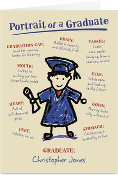 Graduation card ideas for high school and college sayings messages funny graduation card m4hsunfo Images